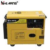 De lucht Gekoelde Diesel Reeks van de Generator (DG6500SE)