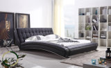 Cama Leaher adulto com design italiano