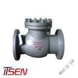 Valvola di ritenuta dell'oscillazione del acciaio al carbonio del getto F6 di BACCANO 3352 Pn16 Dn200