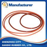 Führende Fabrik der Silikon-Gummi-Dichtungsringe hergestellt in China