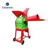 1t/H de elektrische Scherpe Machine van het Stro van het Gras van de Foerage van het Kaf