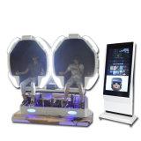 3Dガラスが付いている電気バーチャルリアリティ9dの映画館のシミュレーター