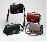 PU広州の工場方法ハンドバッグの女性革デザイナーハンドバッグ