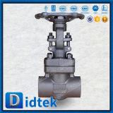 Didtek API600 forjou a capota do parafuso da válvula de porta