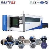 máquinas del laser de la industria del laser de la precisión del metal de la fibra 500With3000W