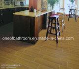 Piso de madeira rústica de boa qualidade de ladrilhos de cerâmica