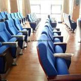 Resistencia a la corrosión plegable la silla barata Yj1619 del auditorio de Highback