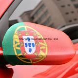 スパンデックスポリエステル車の窓ミラーカバー使用できるすべての国