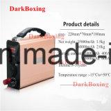Côté superbe de pouvoir de lampe de Tableau de batterie Emergency de chargeur avec la grande capacité 35000/60000mAh