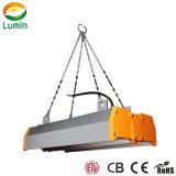 De LEIDENE van de Lens van het pakhuis 150W 60degree Industriële Lineaire Hoge Lichten van de Baai