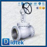 Проверка 100% Didtek Wcb сминается земного шара клапана с шестерней