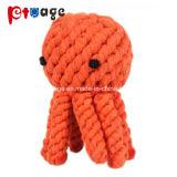 Starfish Chew Toy mascotas juguetes de cuerda de algodón de dentición