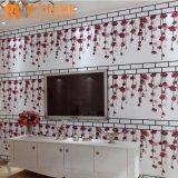 Papel pintado geométrico de la decoración de la pared del papel de empapelar del precio al por mayor de China