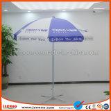 Atividade usada anunciando o guarda-chuva de Sun