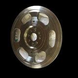 Commande numérique par ordinateur de usinage personnalisée de pièces de précision usinant l'engrenage en aluminium d'automatisation de pièce de moulage de pièce non standard du nylon A6061/HSS/16mncr5/de S45c/