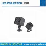 Paisagem que ilumina o projector ao ar livre do diodo emissor de luz do projetor 9W 18W do jardim