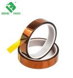 Ningún residuo Kaptone utilizar cinta adhesiva para PCB Tablero eléctrico/cinta de silicona