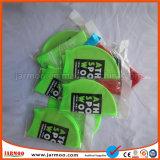 Promoção de impressão por transferência de calor Touca de Silicone confortáveis e seguros