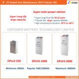 Batteria 2V 1200ah di Cspower Opzv per energia solare