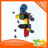 Напольное скольжение спортивной площадки малышей пластмассы оборудования игры для сбывания
