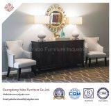 Quarto de hotel contemporâneo mobiliário com sala de estar poltrona (YB-H-10)