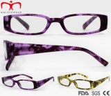 New Fashion Plastic Reading Glasses for Women (WRP7081130)