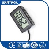 Миниый термометр замораживателя цифров c f