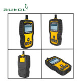 De AutomobielScanner Jobd van Autophix Om127 OBD2 wist auto-Detector van het Hulpmiddel van het Aftasten van de Lezer van de Code van de Fout de Kenmerkende voor Japanse Voertuigen