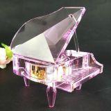 De aangepaste Kubus van het Kristal van de Herinnering 3D Laser Gegraveerde voor PromotieGiften