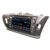 Radio Android dell'automobile DVD GPS per la mano destra Drvie del Toyota Corolla