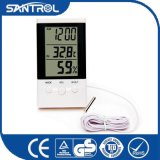 Thermometer-Hygrometer Hygrothermograph Fühler LCD-Digital