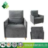 Presidenza stabilita del sofà del tessuto del singolo sofà per il salone (ZSC-53)