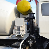 Части тележки/автомобиля конкретного смесителя метров Jinsheng 10 кубические