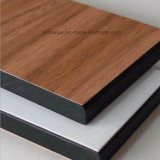 얼룩 Resistant 12mm HPL Panel Texture Surface Finishing Compact Laminate