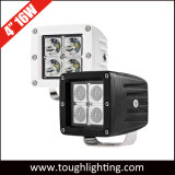 3 pulgadas LED blanco de 16W Luces de trabajo de Marinos de barcos