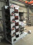Máquina de impressão de Flexo com PLC servo
