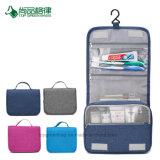 Salle de bains en nylon de haute qualité à bas prix maquillage Kit bag de rasage de pliage des sacs de stockage portable organisateur de voyages ménage Pack de stockage
