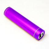 Côté mobile 2600mAh de pouvoir, côtés de pouvoir et chargeurs d'USB, bloc d'alimentation mobile