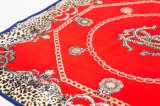 Zoll des Schal-100%Silk bilden gedruckt