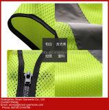 A Malha personalizado colete de segurança reflexivo, Segurança reflexivo Veste roupas de segurança reflexivo (W396)