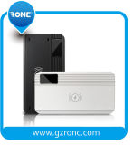 Qi-drahtlose Aufladeeinheit 10000mAh für iPhone 8/X/Samsung S5/S6 Rand