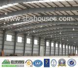 Vorfabriziertes strukturelles Gebäude-Stahlwerkstatt-Halle