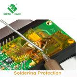 Устойчивость к высокой температуре Polyimide Kaptons ленту Multi-Sized силиконовый для маскирования для пайки