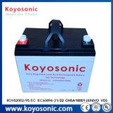batería de cinco años de la batería de la garantía 24V 250ah para la batería de la pila seca de la Sistema Solar para solar