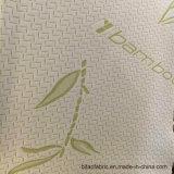 Grüner Bambus gestricktes Matratze-Kissen-Gewebe