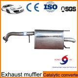 Heiße Abgasanlage des Verkaufs-2017 von der chinesischen Fabrik