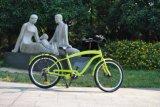 親指のスロットが付いている電気バイク