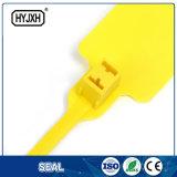 Boa qualidade de alta segurança bloqueio de plástico da vedação do medidor de gás