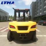 Marca de fábrica de Ltma del modelo nuevo precio diesel de la carretilla elevadora de 8 toneladas