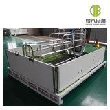 Pluma de parto durable galvanizada de la jaula animal para la venta